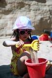 Caixa de areia Fotos de Stock Royalty Free