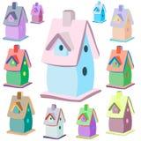 Caixa de assentamento Imagem de Stock Royalty Free