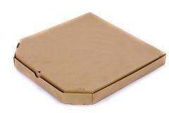 Caixa de cartão para a pizza Imagens de Stock