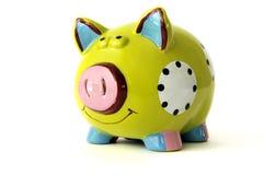Caixa de dinheiro Foto de Stock Royalty Free