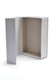 Caixa de empacotamento Foto de Stock
