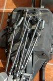 Caixa de engrenagens Foto de Stock