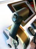 Caixa de engrenagens do barco de motor Fotografia de Stock Royalty Free