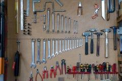 Caixa de ferramentas Fotografia de Stock Royalty Free