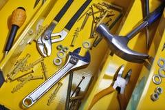 Caixa de ferramentas Imagens de Stock