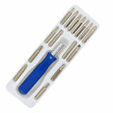 Caixa de ferramentas com chave de fenda Foto de Stock Royalty Free