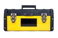 Caixa de ferramentas da garagem workisolated Foto de Stock