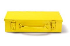 caixa de ferramentas do metal Foto de Stock Royalty Free