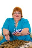 Caixa de fortuna Fotografia de Stock Royalty Free