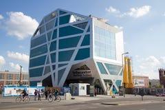 Caixa de Humboldt em Berlim, Alemanha Fotos de Stock