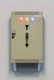 Caixa de interruptor Foto de Stock