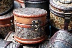 Caixa de jóia 2 Fotografia de Stock Royalty Free