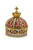 Caixa de jóia Fotos de Stock Royalty Free
