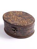Caixa de jóia Fotografia de Stock