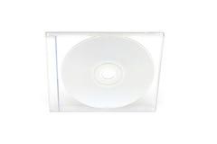 Caixa de jóia CD II imagem de stock