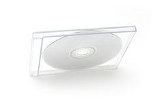 Caixa de jóia CD mim imagem de stock royalty free