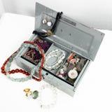 Caixa de Jewlery Imagem de Stock