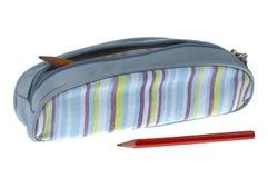 Caixa de lápis Imagens de Stock