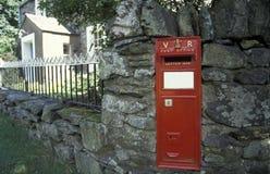 Caixa de letra histórica. Imagem de Stock Royalty Free