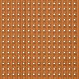 Caixa de madeira da textura de trilhos Fotografia de Stock Royalty Free