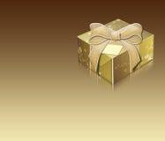 Caixa de presente. Imagens de Stock