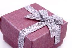 Caixa de presente Fotografia de Stock