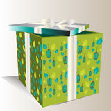 Caixa de presente Ilustração do Vetor