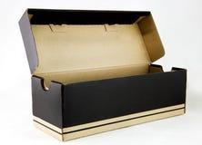 Caixa de sapata Imagem de Stock