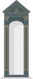 Caixa de sentinela britânica ilustração do vetor