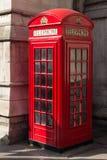 Caixa de telefone de Londres Foto de Stock