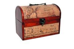 Caixa de tesouro Imagem de Stock Royalty Free