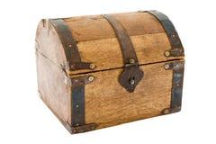 Caixa de tesouro velha Imagem de Stock Royalty Free