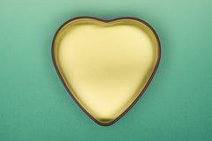 Caixa do amor Foto de Stock