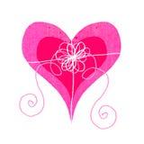 Caixa do chocolate do querido ilustração royalty free