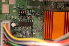 Caixa do computador Foto de Stock