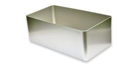 Caixa do metal Fotos de Stock Royalty Free