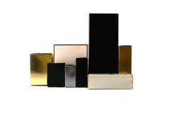 Caixa do perfume Fotografia de Stock
