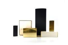 Caixa do perfume Foto de Stock
