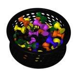 Caixa do Pin Imagem de Stock Royalty Free