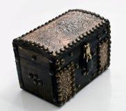 Caixa do tesouro Imagem de Stock Royalty Free