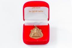 caixa dos amuletos Imagem de Stock Royalty Free