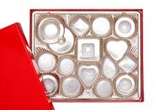 Caixa dos confeitos Imagem de Stock
