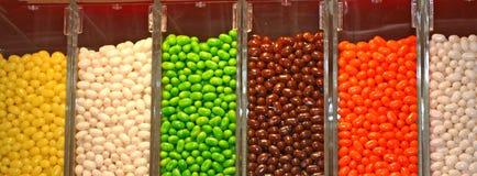 Caixa dos doces Fotografia de Stock Royalty Free