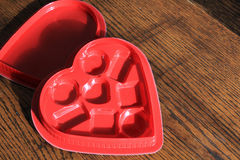 Caixa dos doces Foto de Stock Royalty Free