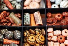 Caixa dos grânulos Fotografia de Stock