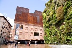 Caixa Forum Museum, Madrid Stock Images