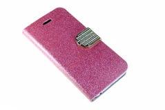 Caixa para a tampa do telefone para o smartphone Fotos de Stock