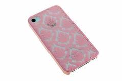 Caixa para a tampa do telefone para o smartphone Fotos de Stock Royalty Free