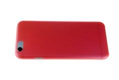 Caixa para a tampa do telefone para o smartphone Fotografia de Stock Royalty Free