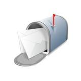 Caixa postal Imagens de Stock
